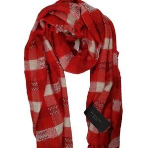 Zara Blanket Oversized Plaid Scarf